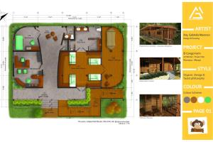 Portfolio for I will create 2d architectural drawing