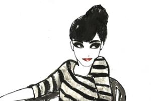 Portfolio for Jing You Fashion Illustration