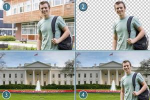 Portfolio for Remove background and Photoshop images