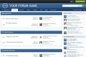 Portfolio for Setup forum for website