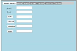 Portfolio for Web Application Developer(JAVA,GWT)