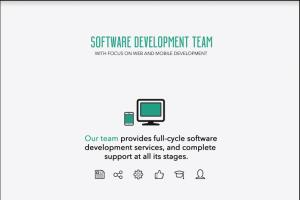 Portfolio for Web/Mobile development