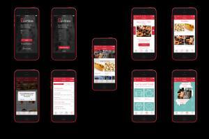 Portfolio for GPS & BLE & Beacon Mobile Application