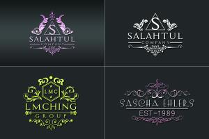 Portfolio for I will design your vintage or badge logo