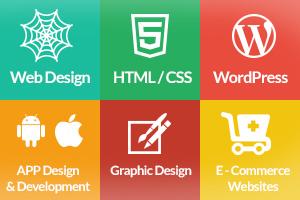 Portfolio for Web, Graphic, UI & Mobile App Designer