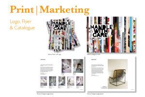 Portfolio for Bespoke Visual Communication Design