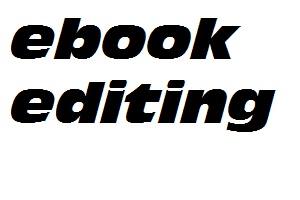 Portfolio for Editor/proofreader