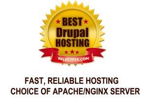 Portfolio for Drupal eCommerce Web Hosting Setup