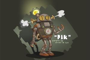 Character concept/Comic/Cartoon illustration