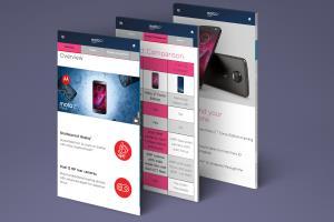 Portfolio for Android/IOS, Wordpress , CMS Developer.