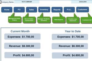 Portfolio for Excel, Access, VBA programmer