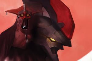 Portfolio for Fantasy/Sci-fi Illustration, Concept Art