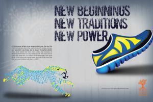Z.E.D. Athletic Shoe