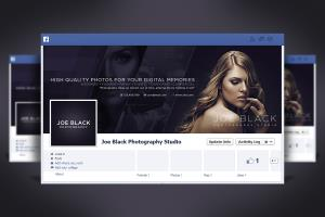Portfolio for Facebook Cover Image Deisgn