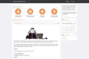 Portfolio for Learning Management Systems (LMS)
