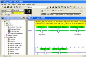 Portfolio for Controls Engineer & Electrician