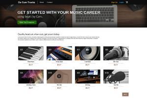Portfolio for Web & Interactive Media Designer