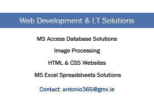 Portfolio for Web Developer and IT Solutions