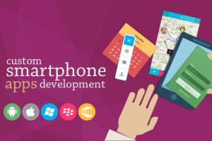 Portfolio for Custom Smartphone Apps Development