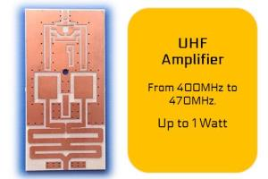 UHF Amplifier