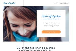Voice of psychic