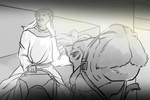 Portfolio for StoryBoard Artist