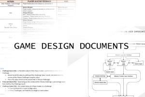 Portfolio for Game & Level Design