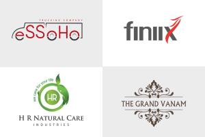 Portfolio for Creative Logo Design