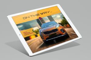 Digital Publishing Suite Magazine