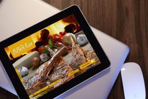 Digital Cook Book