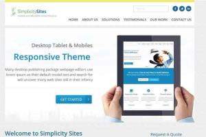 Portfolio for PSD to HTML Template
