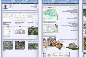 Portfolio for BIM Infrastructure civil engineer