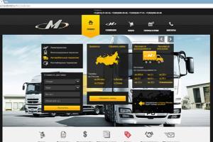 Portfolio for Websites, WordPress, PrestaShop, ModX