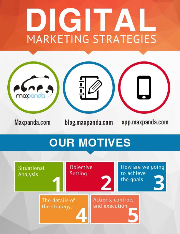 Digital Marketing Strategy for Max Panda by Jagdeep Bajwa on Guru