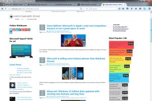 Portfolio for Skilled Writer, News writer, editor