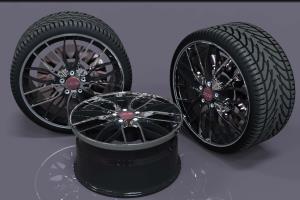 Portfolio for 3d model Automotive, Product, Props