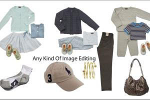 Portfolio for Clipping Path, Image Background Removal