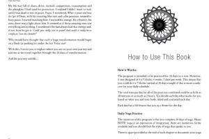 Portfolio for Paperback Typesetting