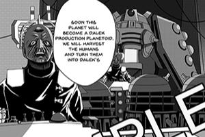 Portfolio for Manga / comic book art
