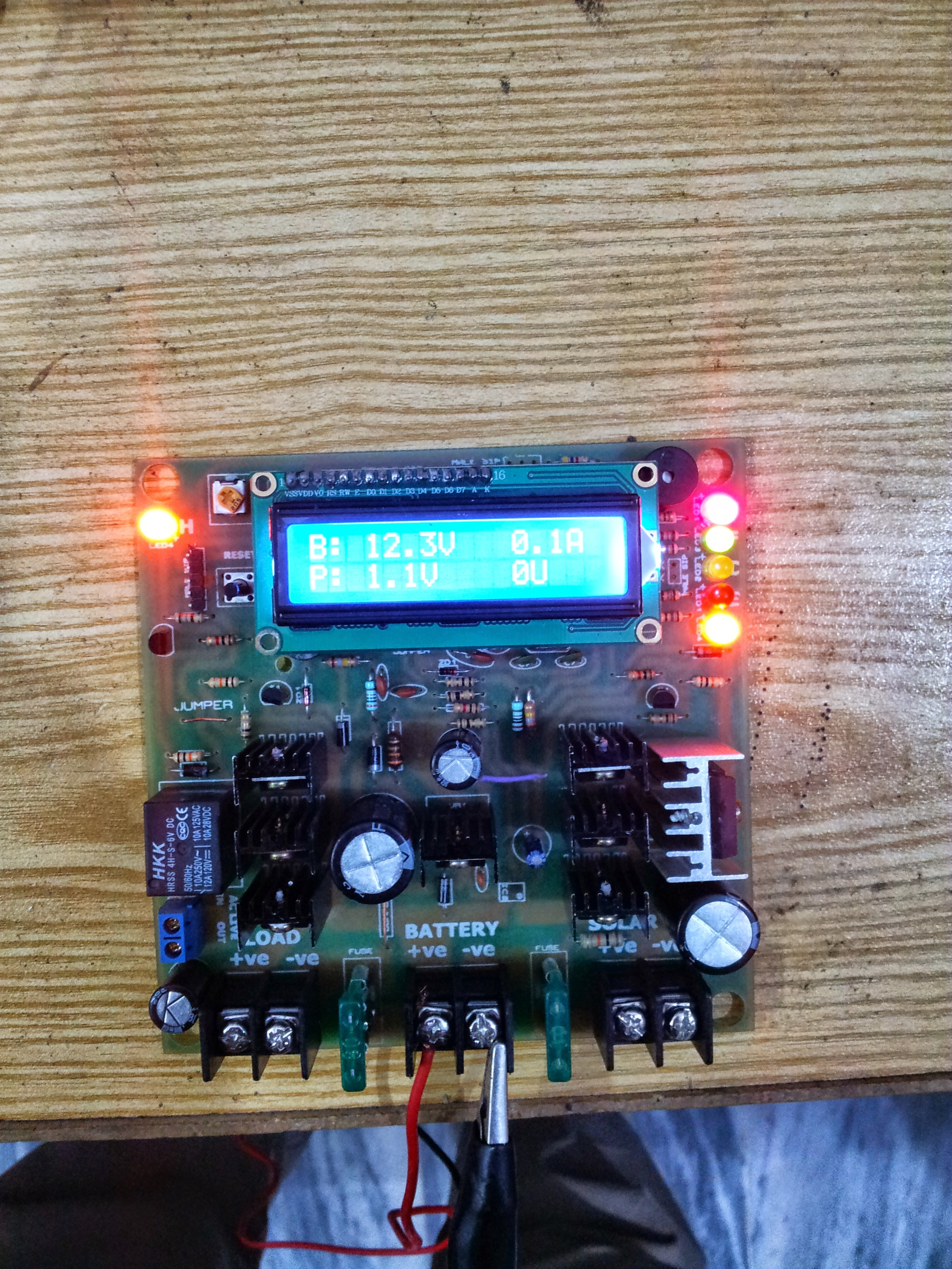 Hybrid Solar Charge Controller By Solace Engineers Inc Freelancer Charger Circuit Pcc 122430