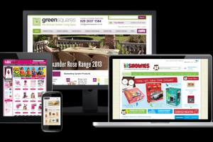 Portfolio for E-Commerce - Shopping Carts