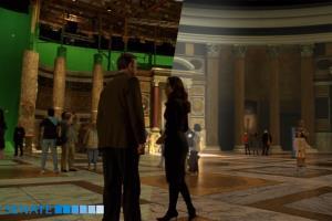 Portfolio for VFX compositing