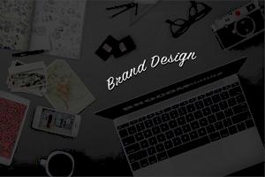 Portfolio for Boutique brand design agency