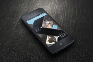 Portfolio for Awesome Mobile App UI Design