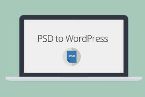 Portfolio for I will convert PSD to WordPress Website