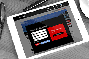 Portfolio for User Experience Design, Product Designer