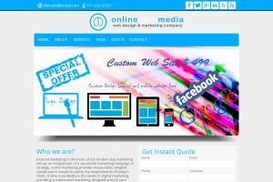 Portfolio for Web/Graphic Design & Internet Marketing