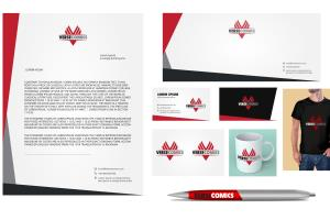 Portfolio for Stationary / Corporate identity design
