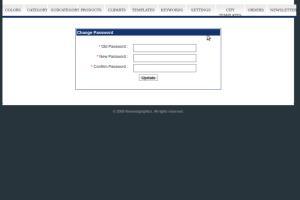 Portfolio for Custom CMS development