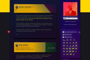 Portfolio for Web Design/ Development